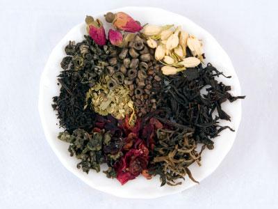 Herbaty - różne gatunki